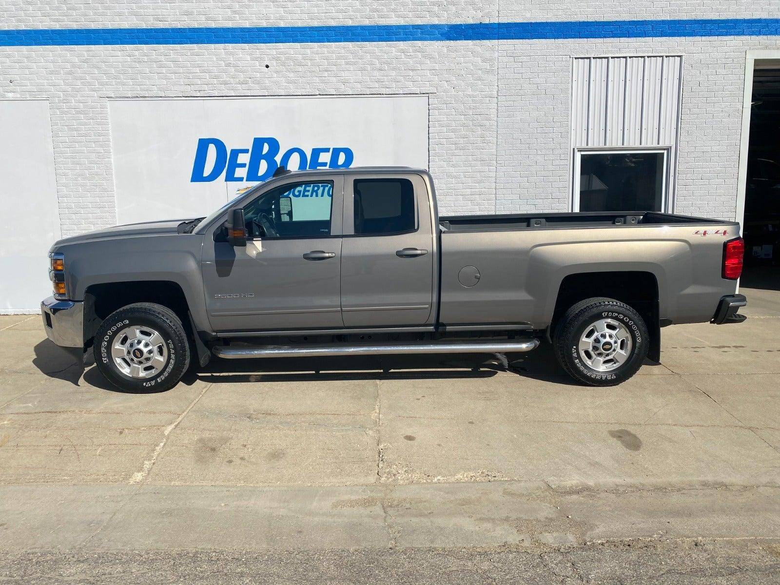 Used 2017 Chevrolet Silverado 2500HD LT with VIN 1GC2KVEG4HZ164932 for sale in Edgerton, Minnesota