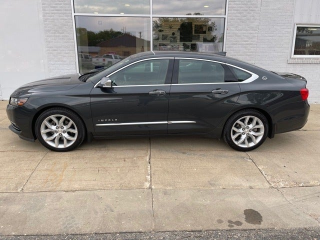 Used 2015 Chevrolet Impala 2LZ with VIN 2G1165S35F9159031 for sale in Edgerton, Minnesota