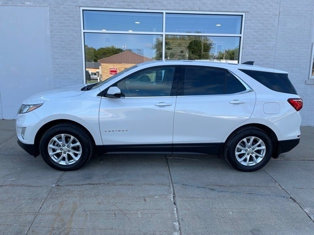 Used 2019 Chevrolet Equinox LT with VIN 2GNAXUEV5K6165717 for sale in Edgerton, Minnesota